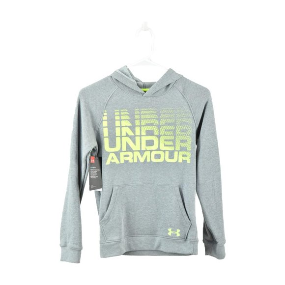 Under Armour Hoodies M Grey